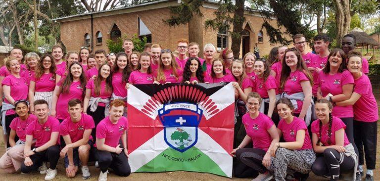 Holyrood High School Malawi Project June 2018
