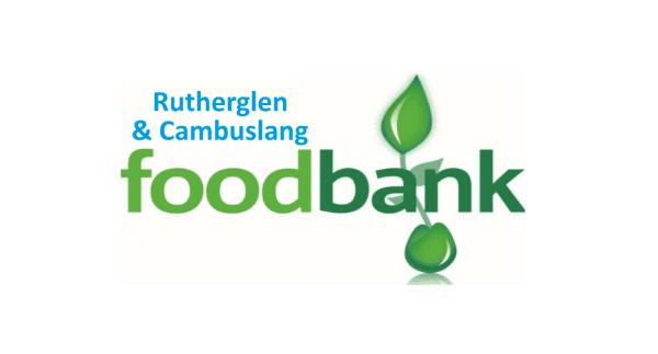 Rutherglen & Cambuslang Foodbank – Rutherglen Branch Charity of the Year 2019